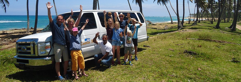 Punta Cana Ausflüge Bus