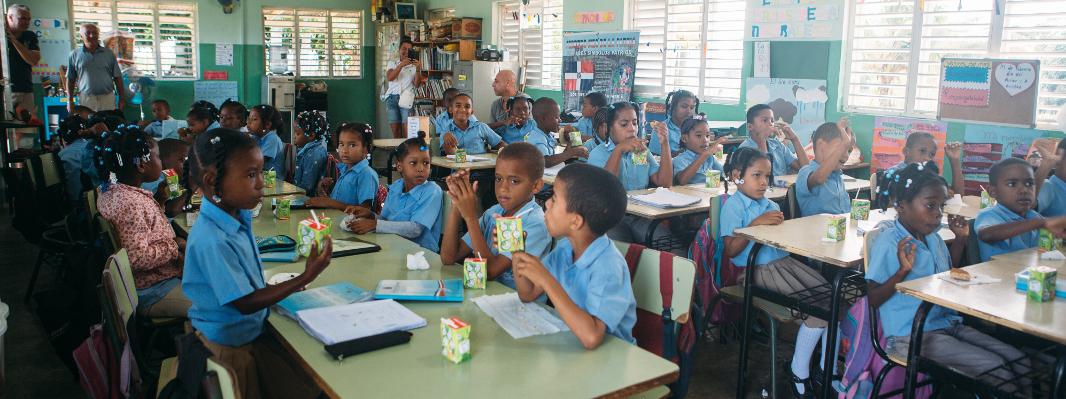 Punta Cana Ausfluege Schule